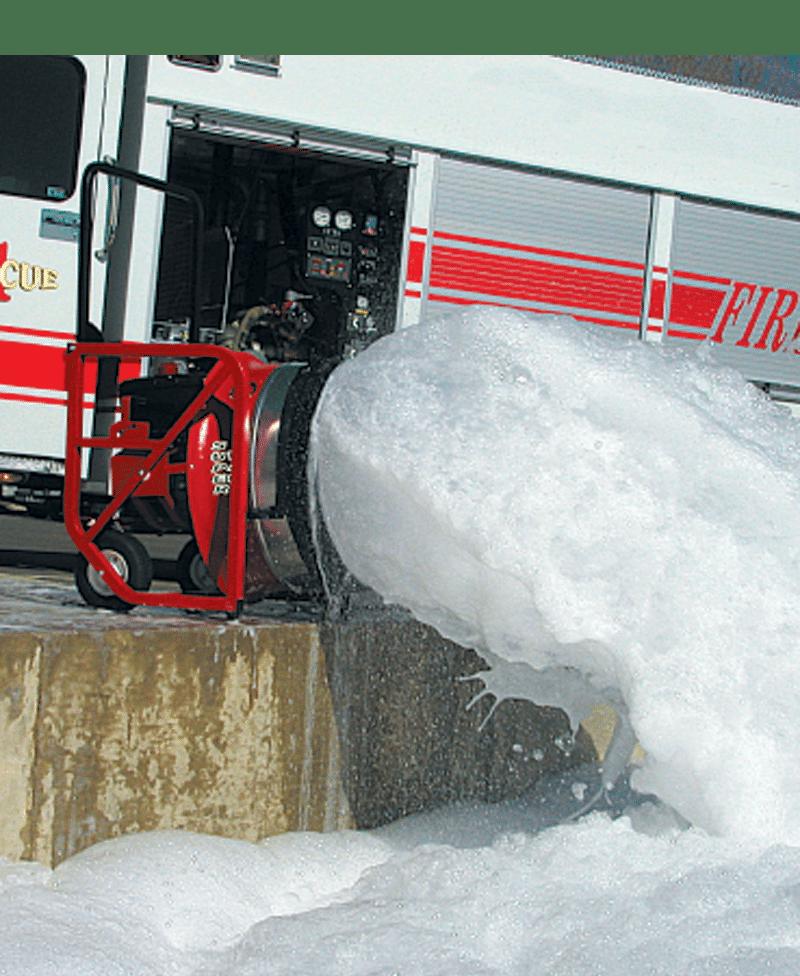 Foam Generator for PPVs
