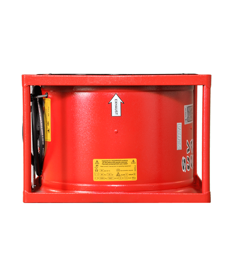 P164se Electric Hazardous Location Smoke Ejector