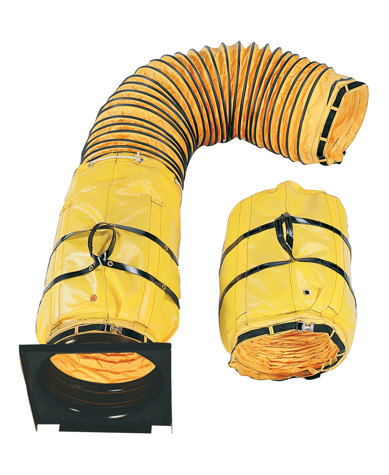Smoke Ejector Accessories - Spiral Duct