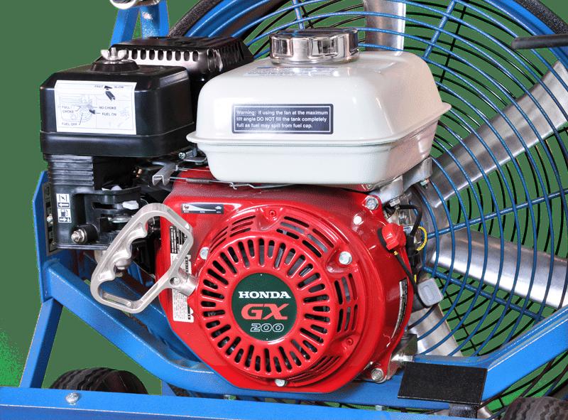 Industrial PPV Fans | Super Vac Ventilation Fans