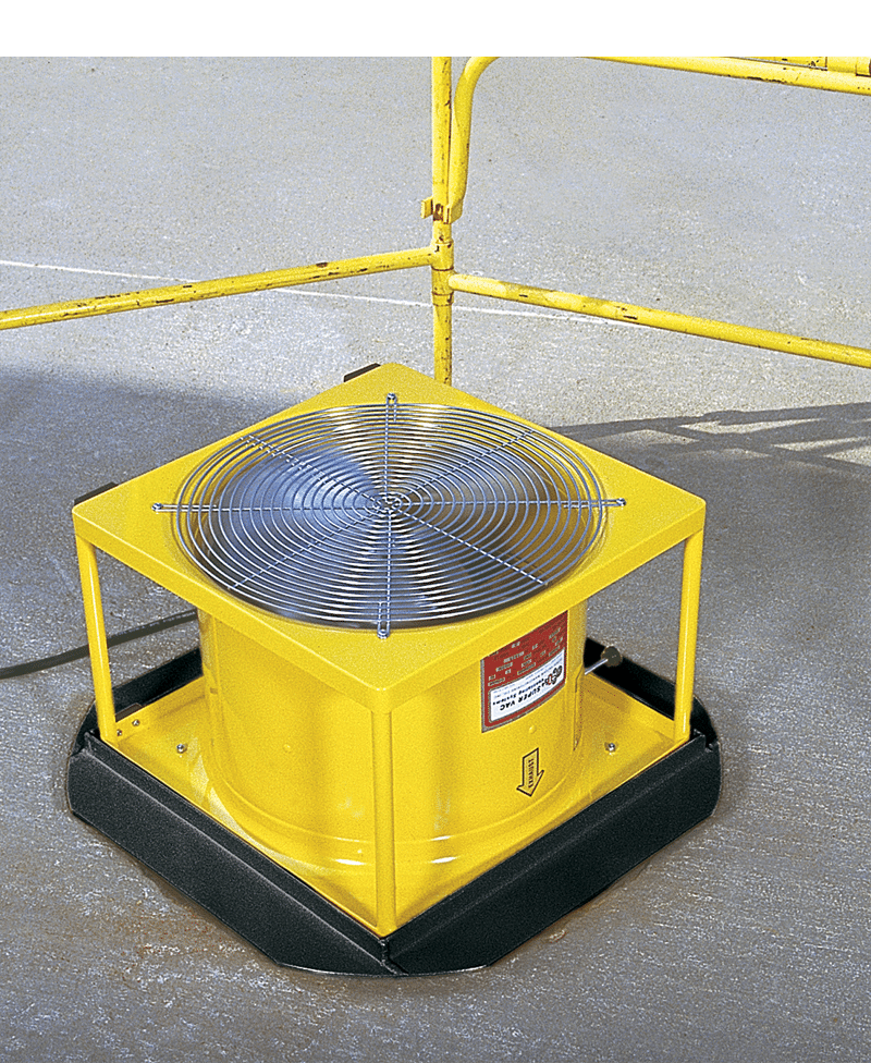 Confined Space Accessories - Manhole Adapter