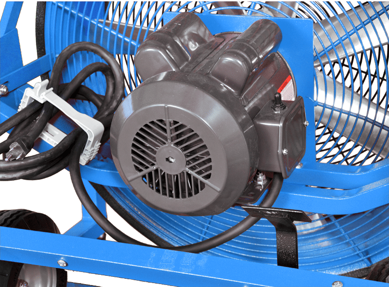 Industrial Ppv Fans Super Vac Ventilation Fans